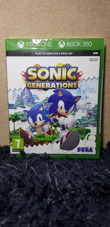 Sonic Generations na Xbox one