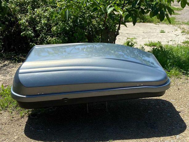 Аэробокс для автомобиля, багажник на крышу