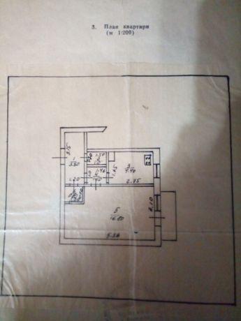 1 комнатная квартира г.Ворожба
