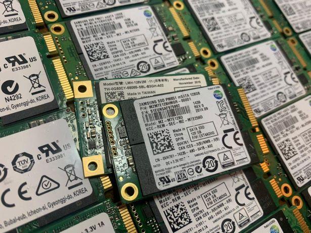 SSD mSATA -- 120 - 128GB || Количество