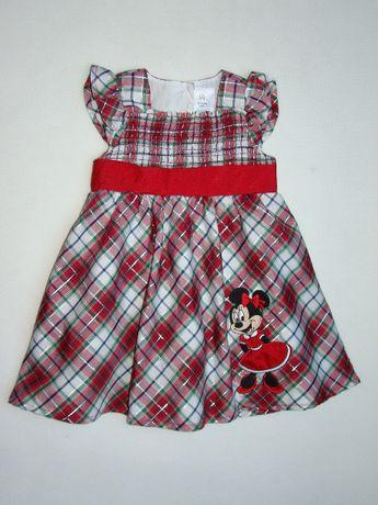 Disney śliczna bajeczna sukenka Minnie 86/12-18m