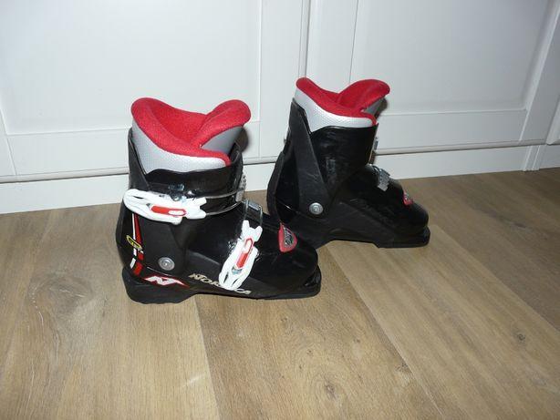 Dziecięce buty narciarskie Nordica GP T2 roz. 30 - 19,5cm skorupa234mm