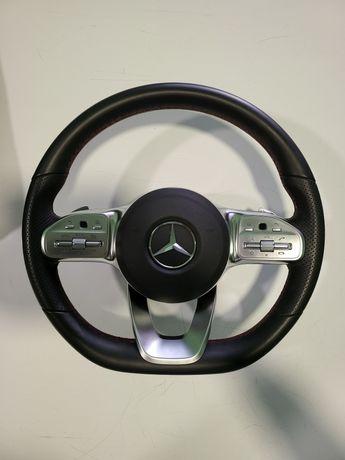 Volante Amg Mercedes c/ patilhas