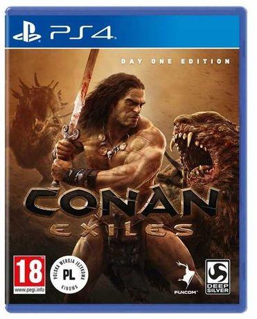 Conan Exiles PL po polsku PS4 *** Video-Play Wejherowo