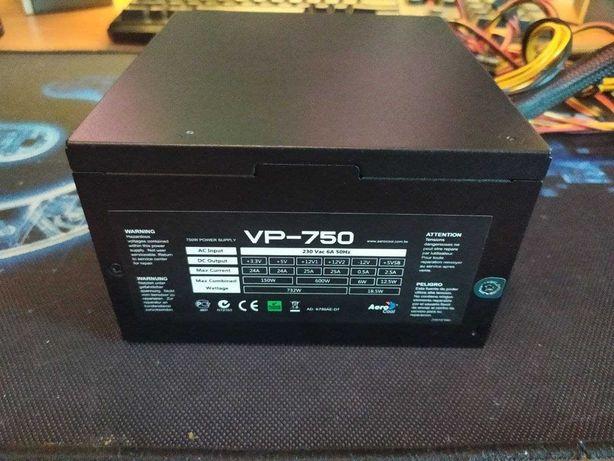 AeroCool VP 750W, 3т.