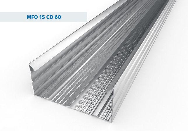 Profil Stalowy CD60 0,6 mm Mocny Gruby Sucha Zabudowa