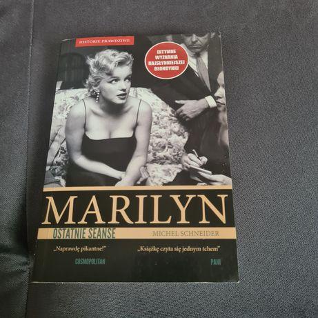 Marilyn - ostatnie seanse. M. Schneider. Wersja kieszonkowa.