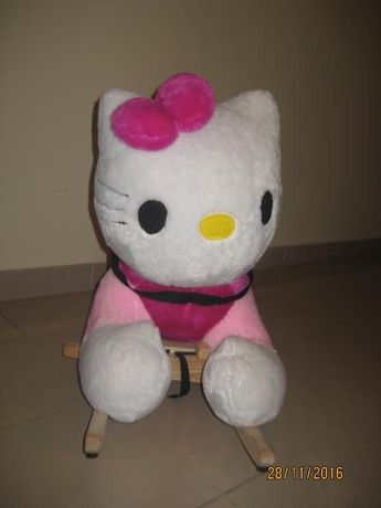 Hello Kitty na biegunach