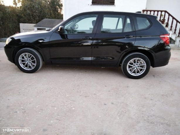 BMW X3 20 d xDrive