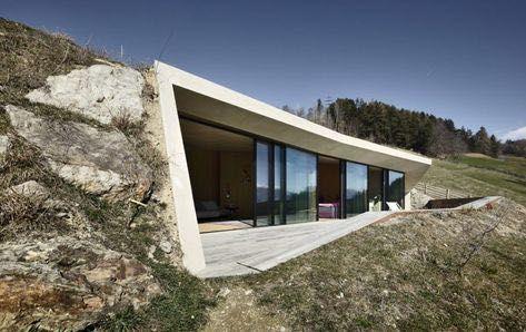 Casas ATERRADAS ou semi enterradas. Novidade desde 29.000€