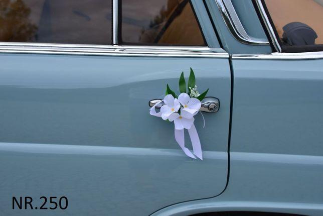 Wyjątkowa dekoracja na samochód dostępna w DOWOLNYM KOLORZE