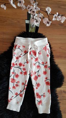 Nowość 2021;) spodnie JOGGERY CUBUS roz 92 cudowne