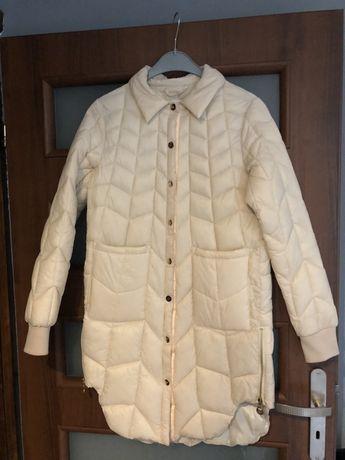 Kurtka pikowana płaszczyk płaszcz
