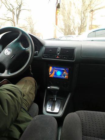 Android магнитола Volkswagen golf Passat b5 b5+ Skoda Octavia tour и д