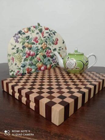 Кухонна дошка, торцева кухонна дошка, дерев'яна дошка