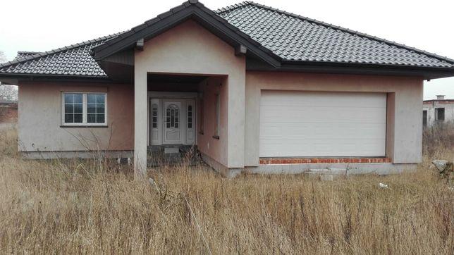 Dom parterowy 174m2 - nowy pod Włocławkiem