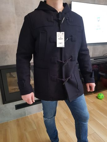 Zara nowa kurtka płaszcz M XXL