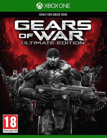 Gra Gears of War Ultimate Edition XOne - używana