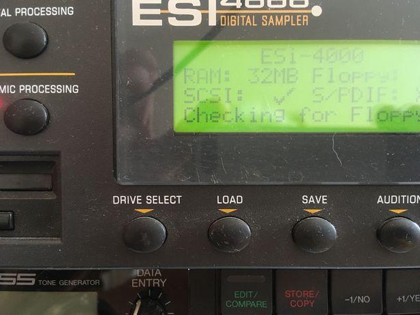 Робочий E-mu ESI4000 на обмін (або продам)ТОРГ