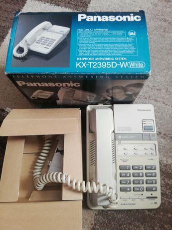 Telefon Panasonic z automatyczną sekretarką