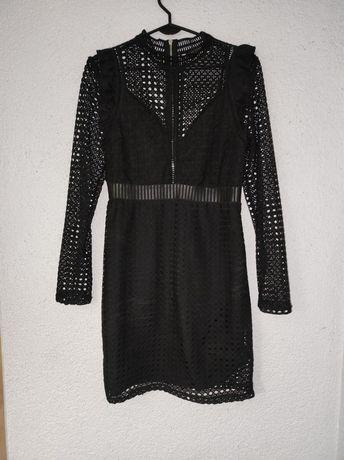 Sukienka czarna M