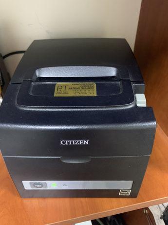 Принтер чековый Citizen