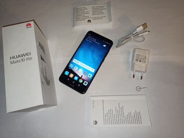Huawei mate 10 Lite 4/64 GB stan idealny, gwarancja