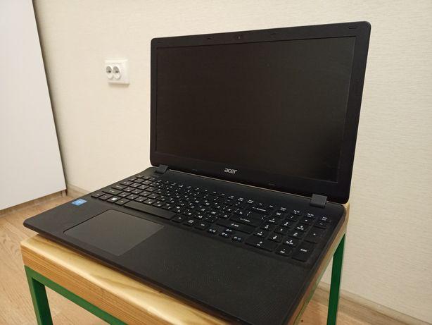 Ноутбук aser ecstensa