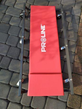 Leżanka warsztatowa Proline 93cm