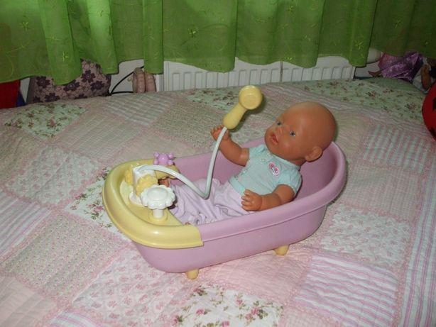 wanienka i lalka baby born