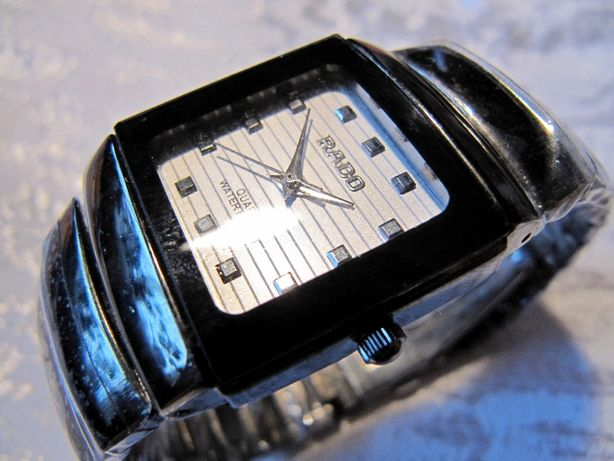 Часы RADO в коллекцию, 2007 года выпуска, новые, кварцевые