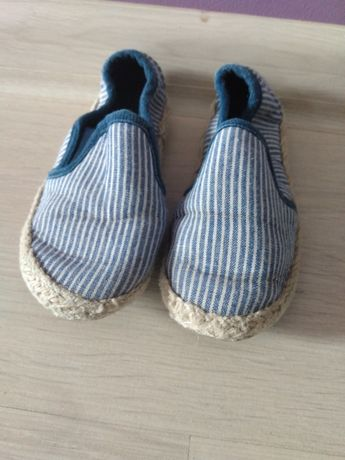 Espadryle dziecięce buty letnie rozmiar 23