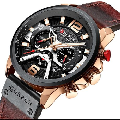 Relogios Watches Business fashion.
