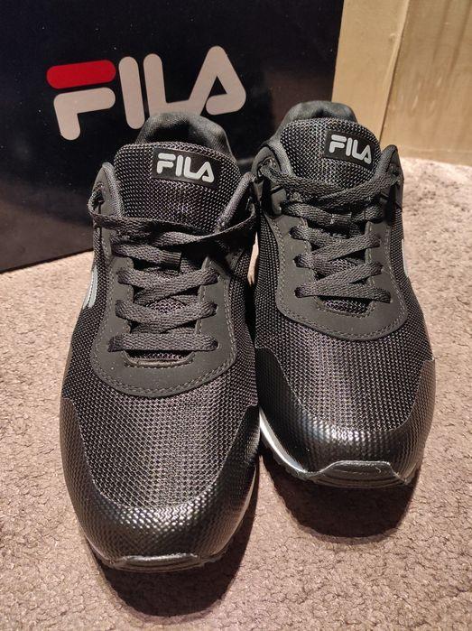 Buty sportowe Fila czarne rozmiar 45 Radom - image 1