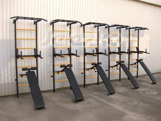 Спортивний комплекс шведська стінка металева, для дітей та дорослих