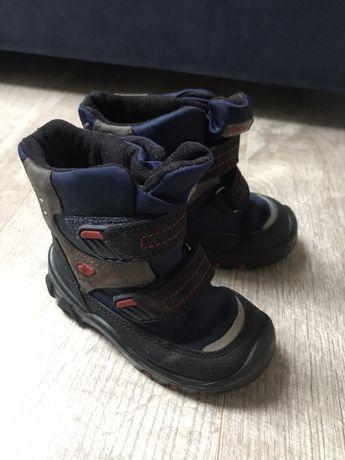 Зимние ботинки elefanten