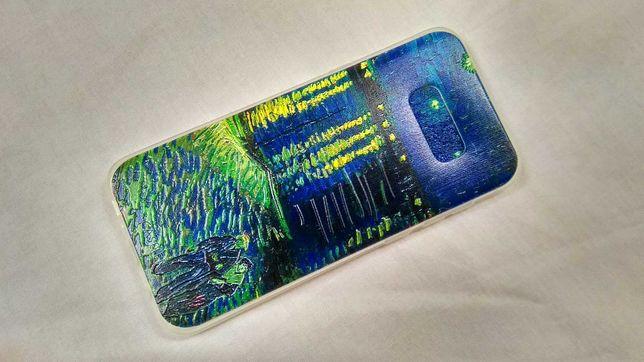 Чохол силіконовий для Samsung Galaxy S8 Plus  з малюнком