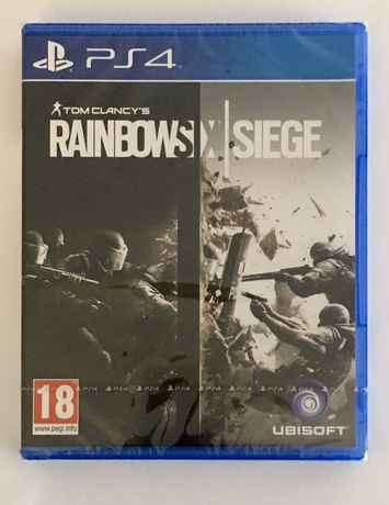 Tom Clancy Rainbow Six Siege Advanced Edition NOVO