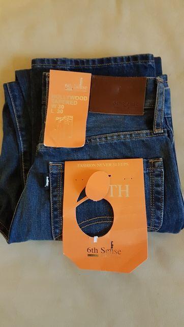 Spodnie Jeans - HT, 80cm pas.