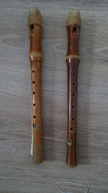 Flet drewniany