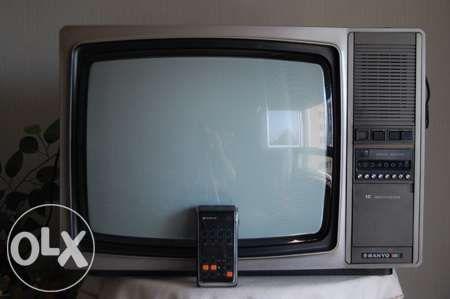 Televisão sanyo ctp 6227