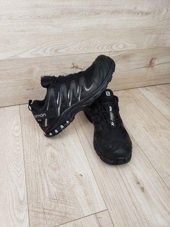 Оригинальные кроссовки Adidas Salomon lowa la sportiva 42р 26.5-26.8см