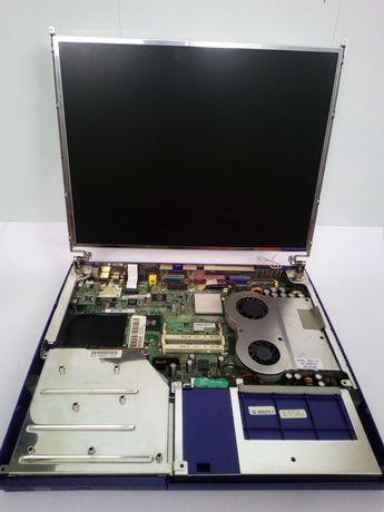 Ноутбук под ремонт или на запчасти.