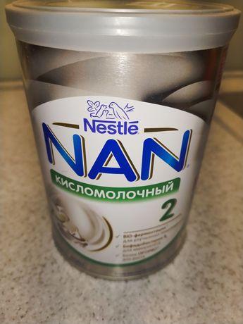 Смесь NAN кисломолочная 2