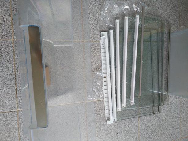 Conjunto 6 Prateleiras frigorífico para Combinado BOSCH