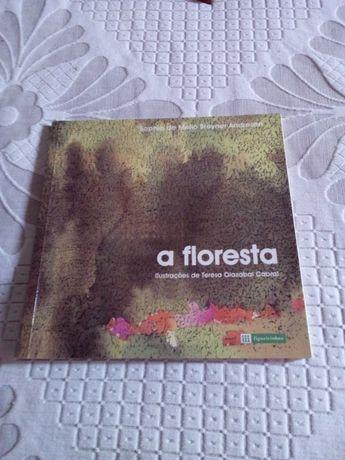 """""""A Floresta"""" de Sophia de Mello Breyner."""