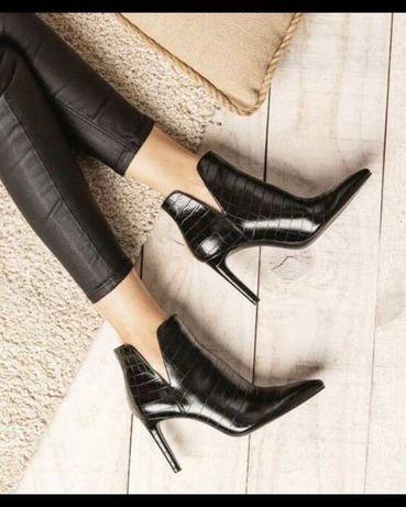 Ботинки ботильоны Stradivarius