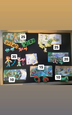 Kinder киндер животные, насекомые-сыщики, Infinimix