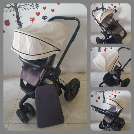 Quinny buzz xtra wózek spacerowy Reworked Grey