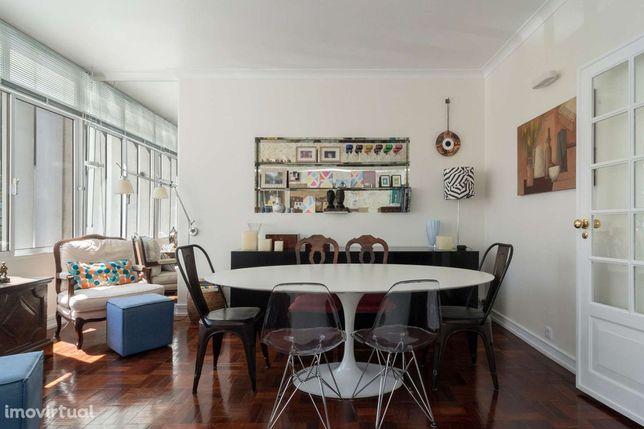 Apartamento T4 duplex  para arrendar, sem móveis na Estrela